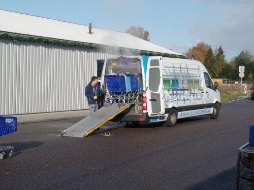 VW Crafter 1st gen (vrachtwagen), foto van dickt
