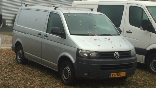 VW Transporter T5, foto van user18