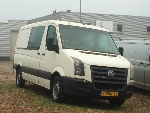 VW Crafter 1st gen, foto van user18