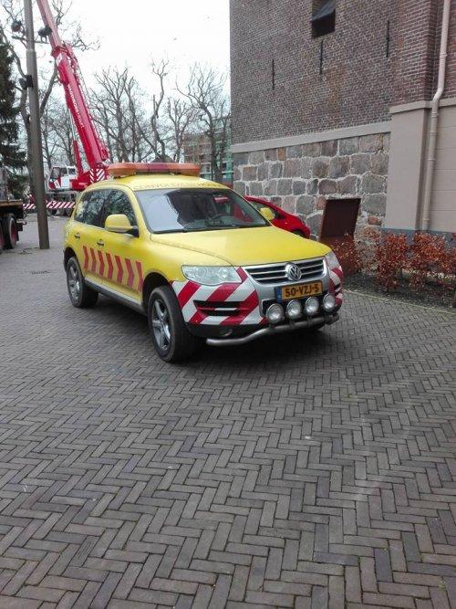 VW Touareg, foto van coen-ensing
