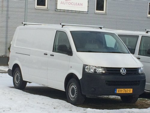 VW Transporter T5, foto van user18
