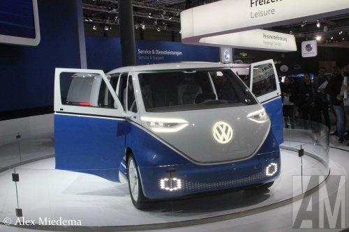VW I.D.BUZZ, foto van Alex Miedema