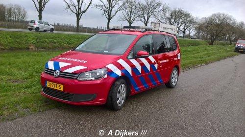 VW Touran, foto van arjan-dijkers