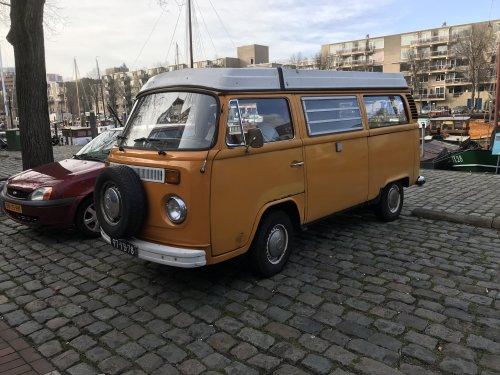 VW Transporter T2, foto van xrayjaco