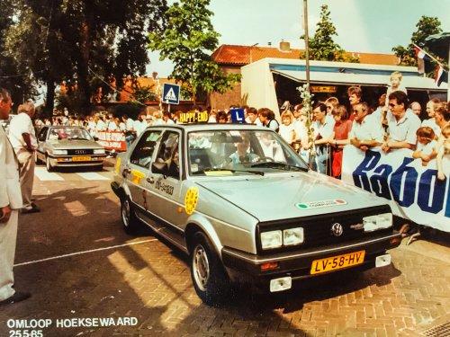 VW Jetta, foto van xrayjaco