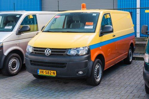 VW Transporter T5, foto van xrayjaco