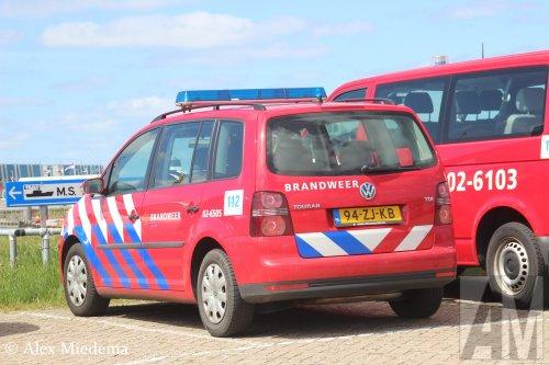 VW Touran, foto van Alex Miedema