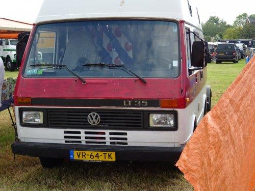 VW LT 1st gen, foto van dickt