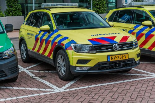 VW Tiguan, foto van xrayjaco