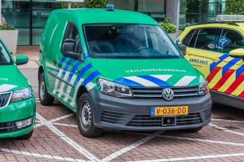 VW Caddy, foto van xrayjaco