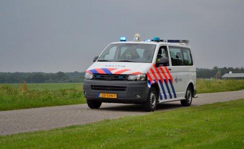 VW Transporter T5, foto van Lucas Ensing