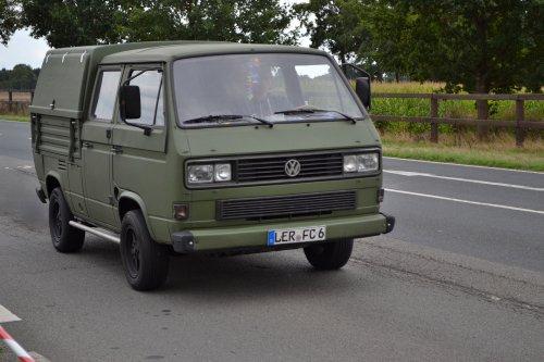 VW Transporter T3, foto van Lucas Ensing