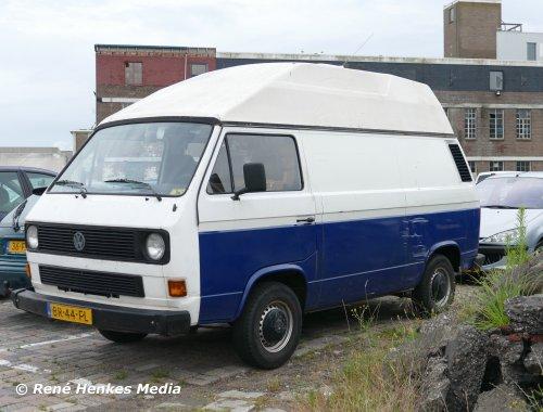 VW Transporter T3, foto van René