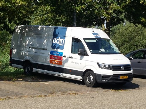 VW Crafter 2nd gen, foto van user18
