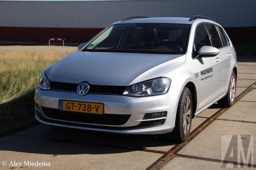VW Golf, foto van Alex Miedema