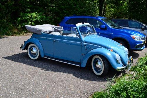 VW kever (typ 1), foto van Lucas Ensing