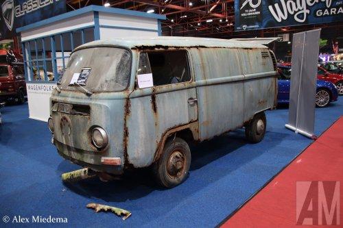 VW Transporter T2, foto van Alex Miedema