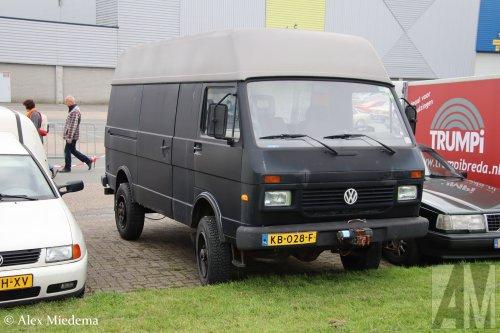VW LT 1st gen, foto van Alex Miedema