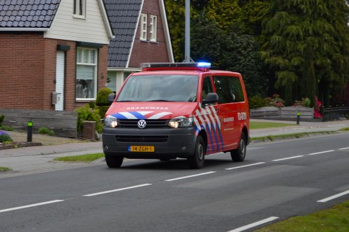VW Transporter T6, foto van Lucas Ensing