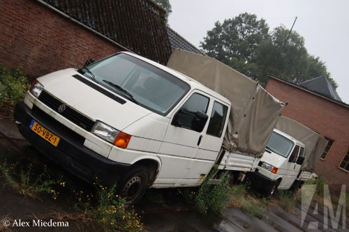 VW Transporter T4, foto van Alex Miedema