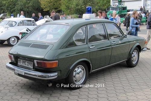 VW onbekend/overig, foto van Paul Gravemaker