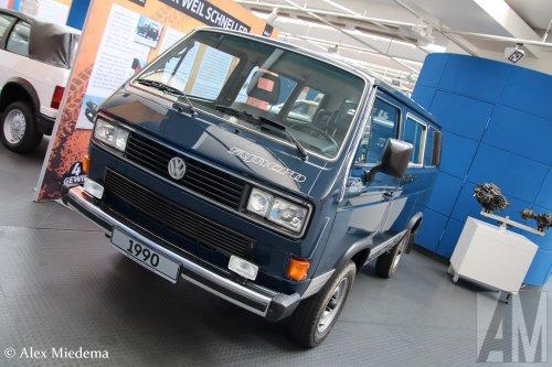 VW Transporter T3, foto van Alex Miedema
