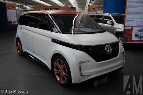 VW prototype, foto van Alex Miedema