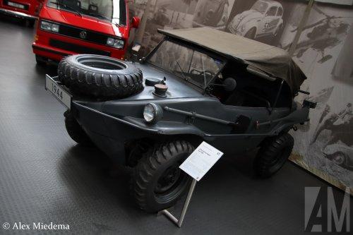 VW Schwimmwagen, foto van Alex Miedema