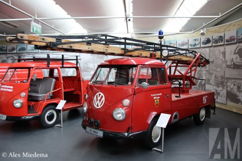 VW Transporter T1, foto van Alex Miedema