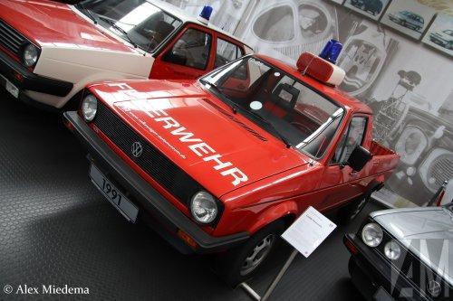 VW Caddy, foto van Alex Miedema