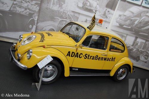 VW kever (typ 1), foto van Alex Miedema
