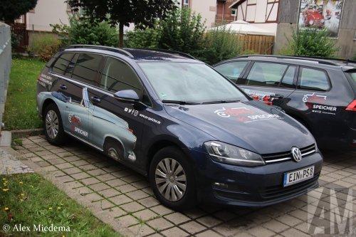 VW Passat, foto van Alex Miedema