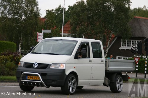 VW Transporter T5, foto van Alex Miedema