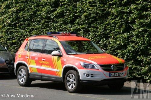 VW Tiguan, foto van Alex Miedema