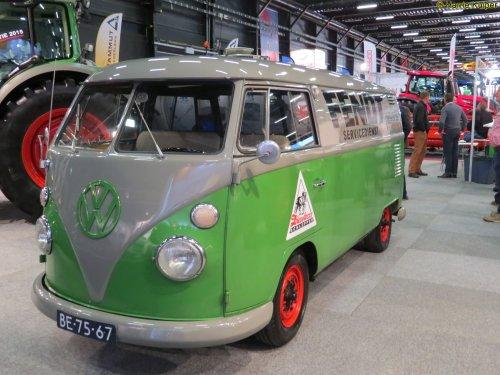 VW Transporter T1, foto van oldtimergek