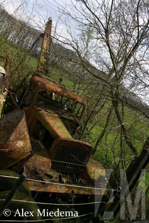 Ward LaFrance 969A Wrecker, foto van Alex Miedema