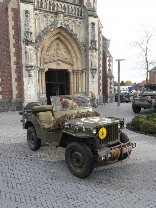 Willys MB, foto van stijn-de-bock