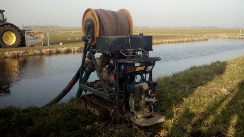 Zelfbouw Mestpomp, foto van dikketrekker