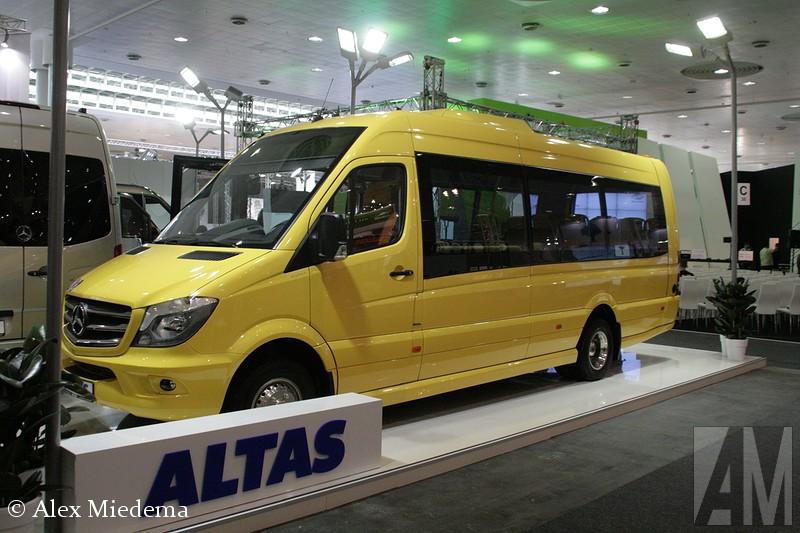 Altas bus