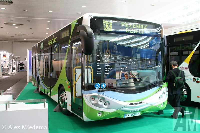 AMZ lijnbus