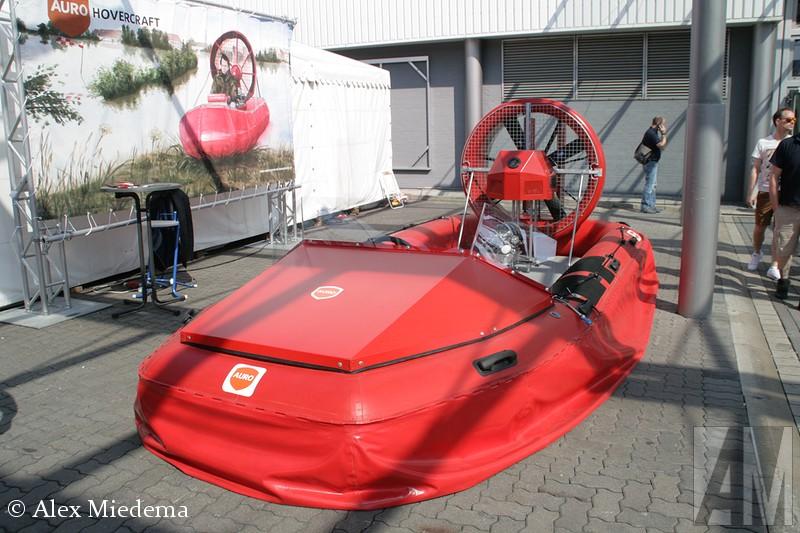 Auro hovercraft