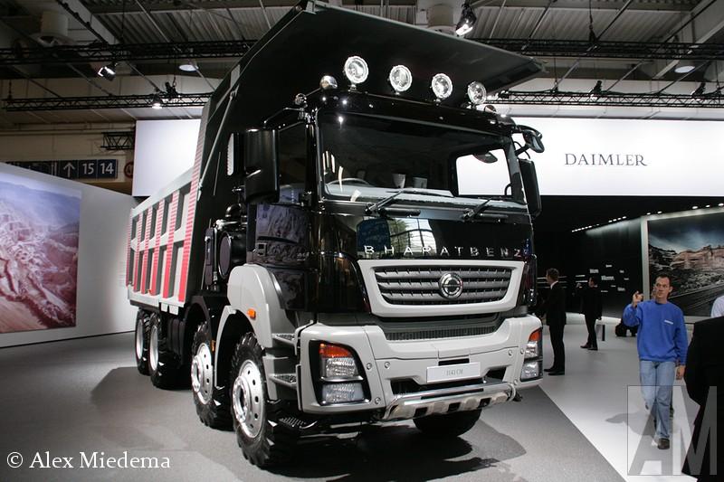 Bharat-Benz 3143