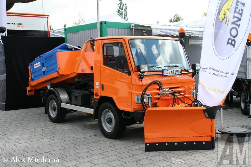 Bonetti F100X