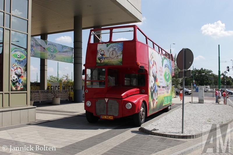AEC Routemaster RML 2581