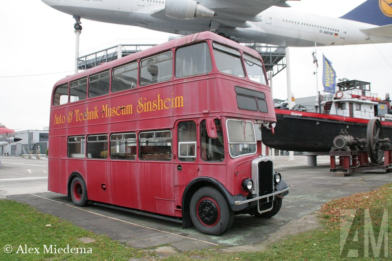 Bristol Routemaster