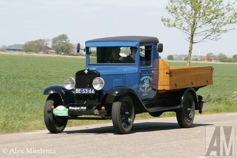 Chevrolet PK