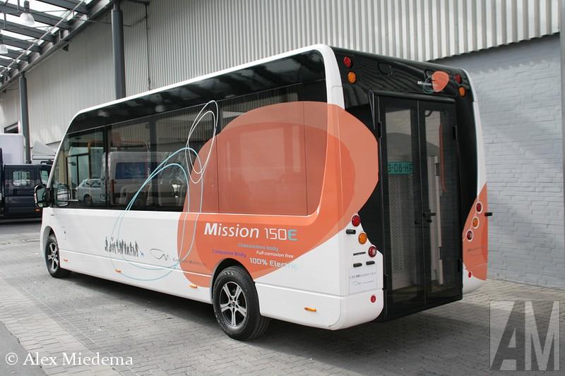 CM Mission 150e