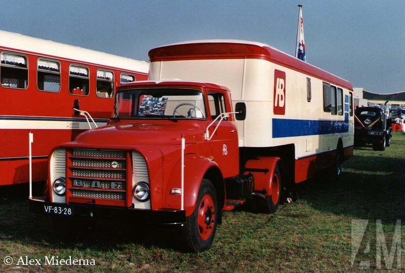 DAF T13