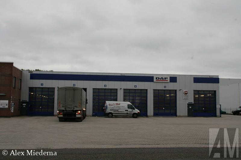 Truck Service Friesland