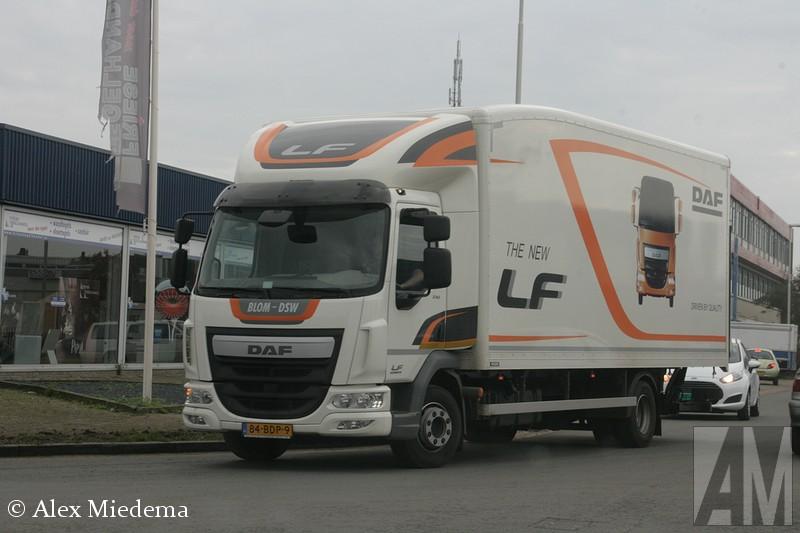 DAF LF Euro 6